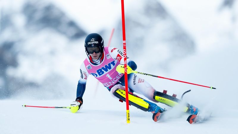 Flachau|Slalom Messieurs II / 2de manche