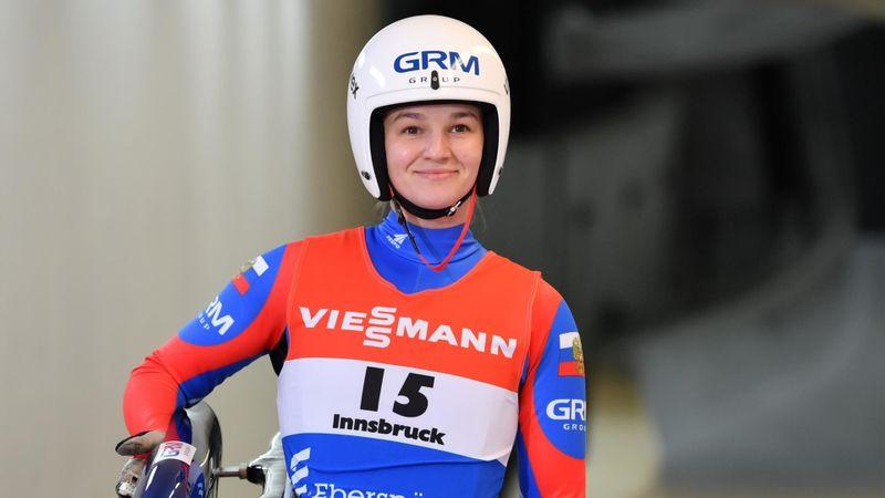 Oberhof  1e Run Vrouwen