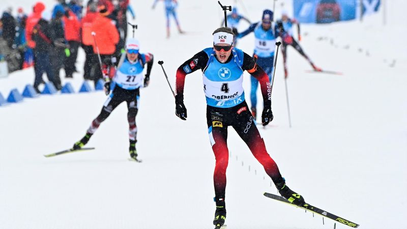 Antholz | 4 x 7.5km Estafette Mannen