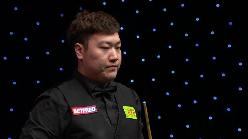 Stuart Bingham - Bingtao Yan