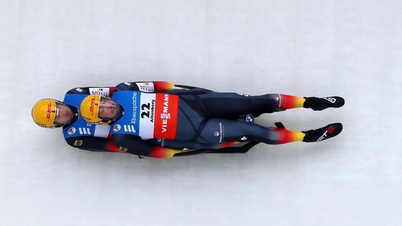 Konigsee   Dublu, sprint