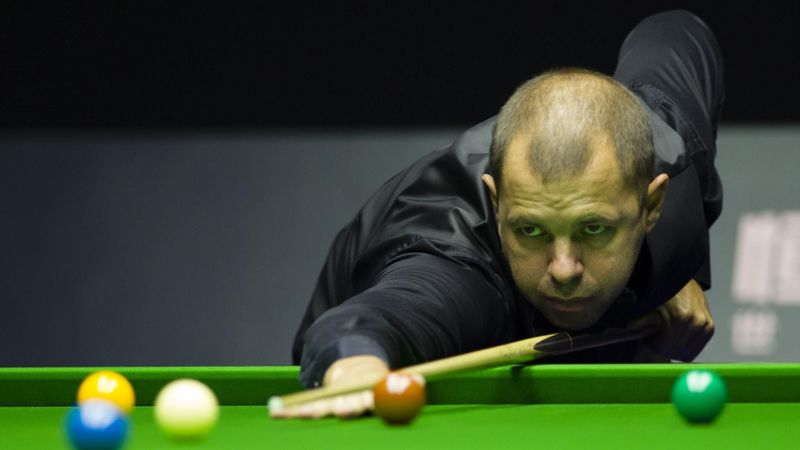 Barry Hawkins - Ryan Day