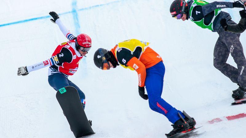 Reiteralm  Snowboardcross