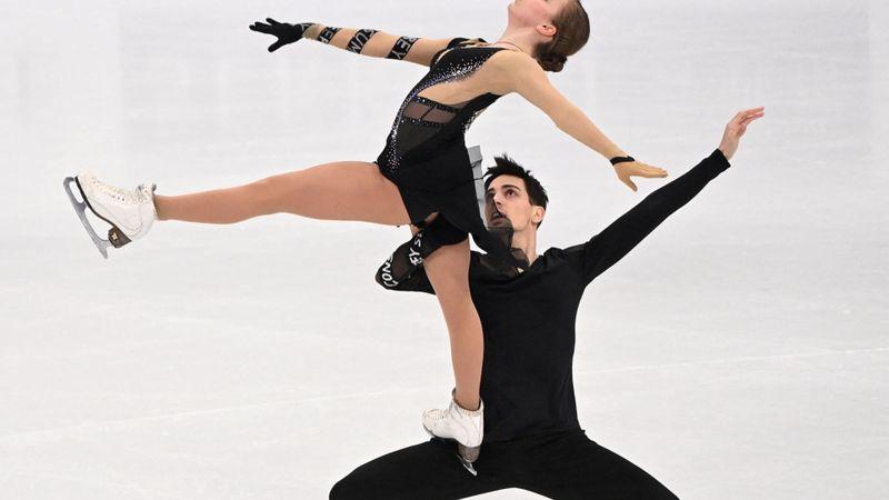 Mondiaux 2021   Danse sur glace – Libre