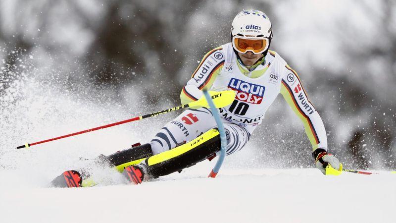 WK Alpineskiën |2e Run Slalom Mannen