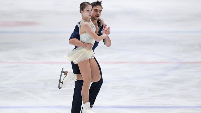 Mondiaux 2021   Danse sur glace – Danse rythmique / SANS PUB