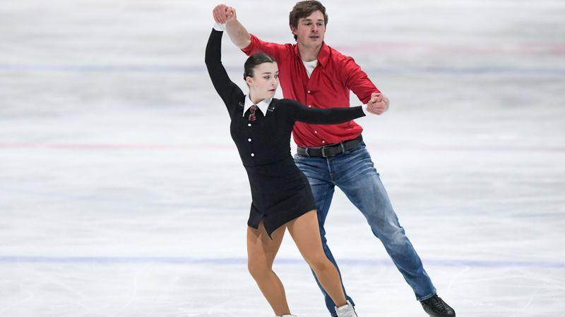 Mondiaux 2021   Danse sur glace – Libre / SANS PUB
