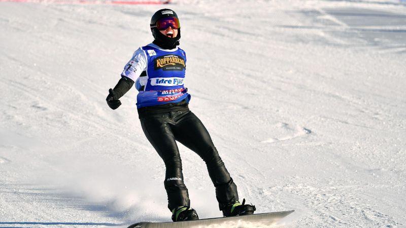 Bakuriani  Snowboardcross