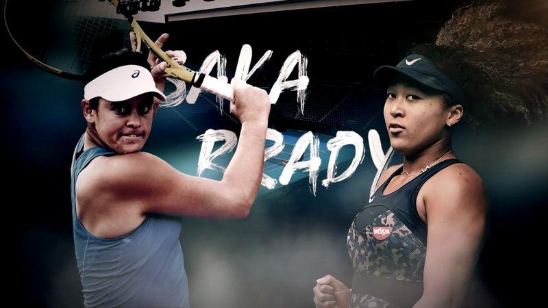 Open de Australia|Final individual femenino