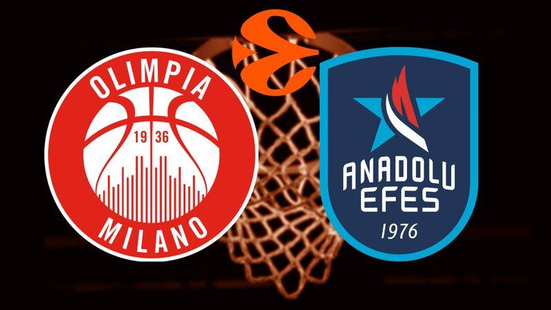 AX Armani Exchange Milano - Anadolu Efes