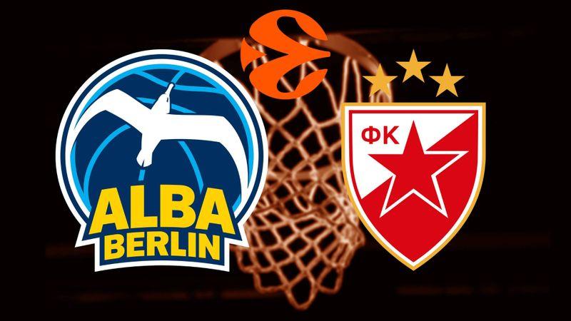 Alba Berlin - Crvena Zvezda