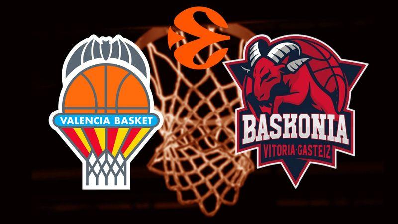 Valencia Basket Club - TD Systems Baskonia