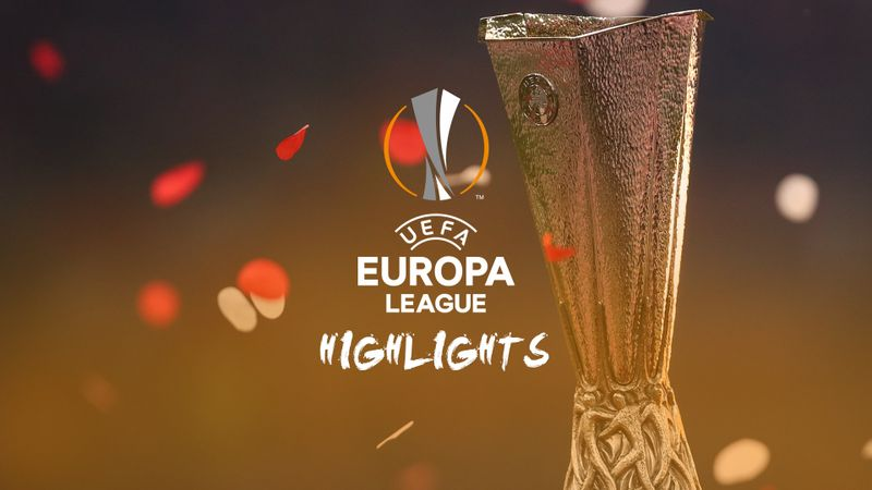 Höjdpunkter från UEFA Europa League