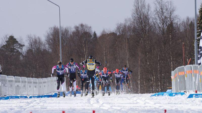 Ski Classics   Årefjällsloppet