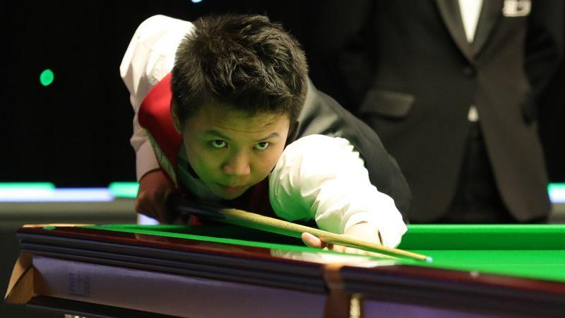 Zhou Yuelong - Liam Highfield
