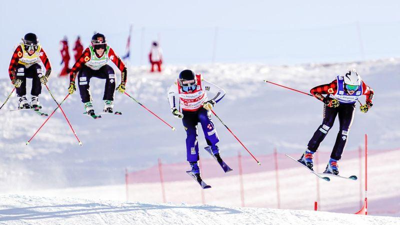 Veysonnaz|Skicross