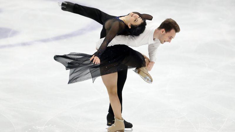 World Trophy 2021 | Programa libre baile sobre hielo