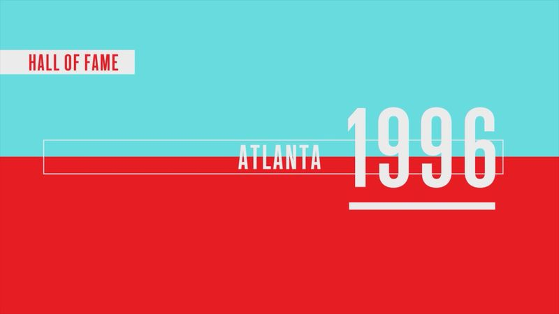 Galeria vedetelor - Atlanta 1996
