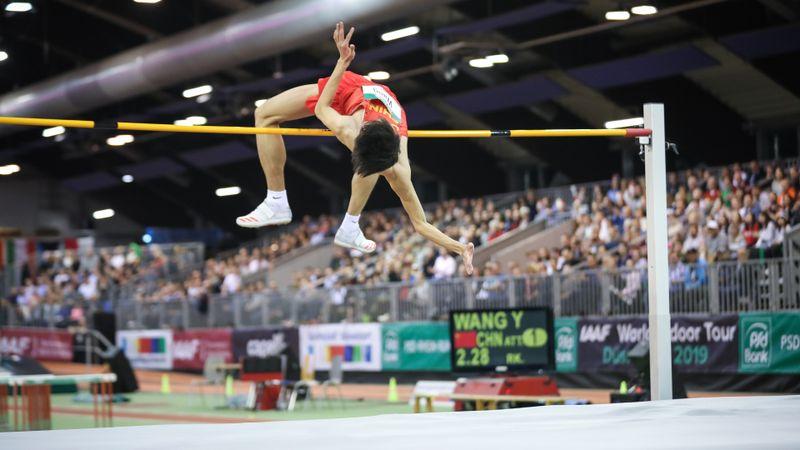 IAAF World Indoor Tour | 2020