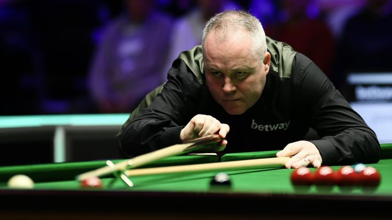 John Higgins - Pengfei Tian|WK