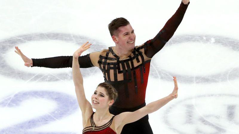 World Trophy 2021 | Programa libre por parejas