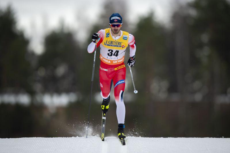 Lahti|4 x 7.5km Estafette Mannen