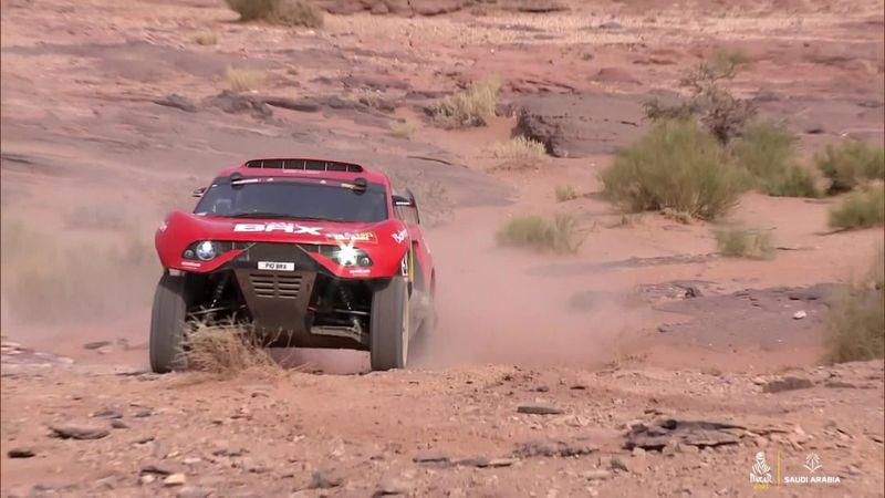 Dakar 2021| Dag 10 - hoogtepunten auto's