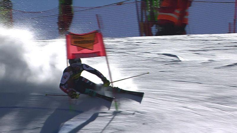 'Yes, Alex Tilley!' - Brit equals best World Cup Giant Slalom result in Solden