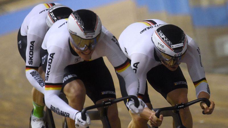 Erste Medaille seit 2016: Männer-Trio gewinnt Bronze gegen Russland