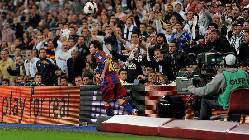 Las otras veces que Messi pudo ser expulsado