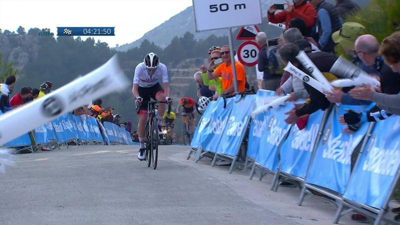 Ronde van Valencia | Pogacar klasse apart in 4e etappe