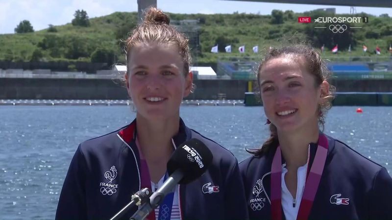 "Tarantola : "" Si, si, je crois qu'on va vraiment sur le podium"""