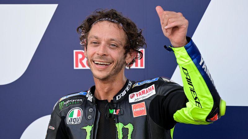 Valentino Rossi no tiene fin: 25 años subiéndose al podio tras su último ascenso en Jerez