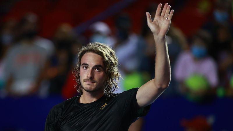 ATP Acapulco: Stefanos Tsitsipas, victorie categorică cu Isner. A dat de două ori mai mulţi aşi