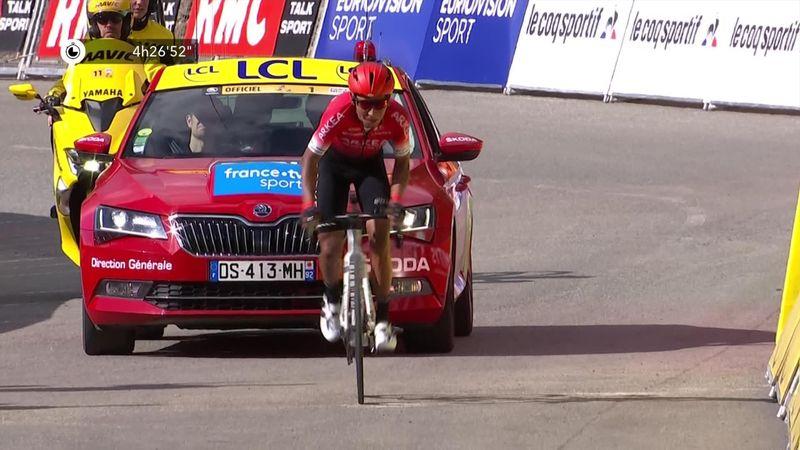 Paris - Nice: finishul etapei a 7-a