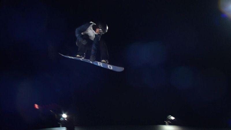 Пачка крутейших прыжков на сноуборде, которые вызывают восторг, страх и еще больше восторга