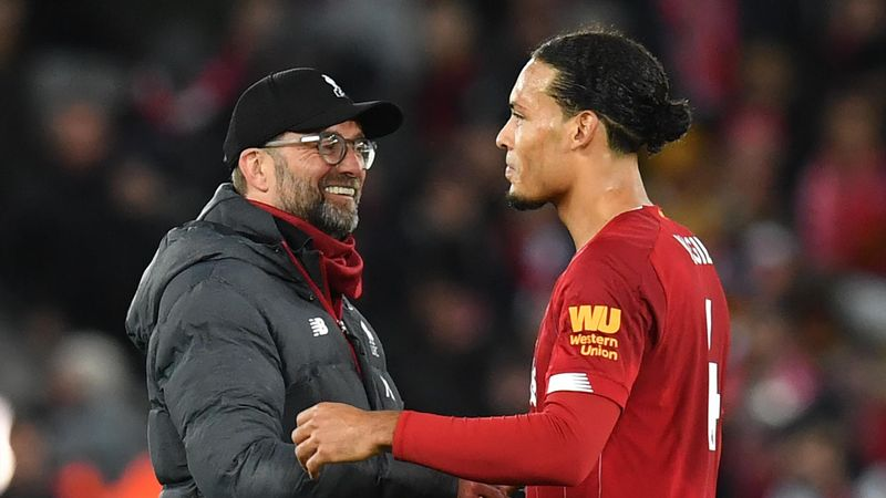 Priority is players' well-being, not cups, for Klopp