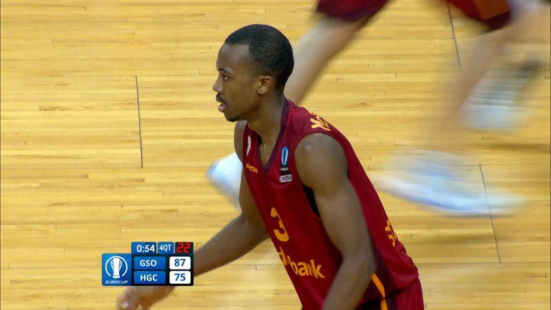 Galatasaray en position de force