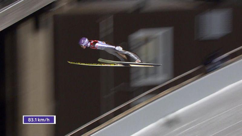 Kraft soars to maiden World Championship gold
