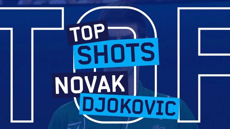 Australian Open: Novak Djokovic - Best Points 2020