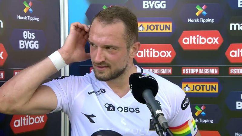 Tordentale fra Berisha: – Halvparten av spillerne gidder ikke springe