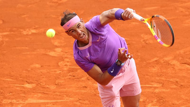 Highlights: So ging Nadal in Monte Carlo in die Knie