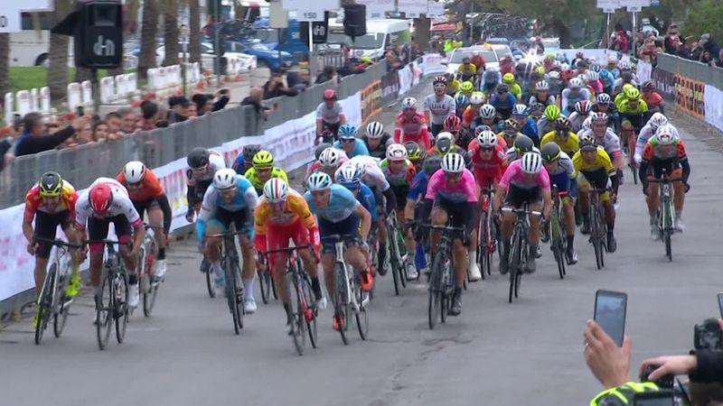 Belletti trumps rivals on Stage 2 in Sicily