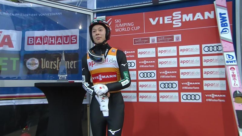 Kobayashi stars in Willingen to win again