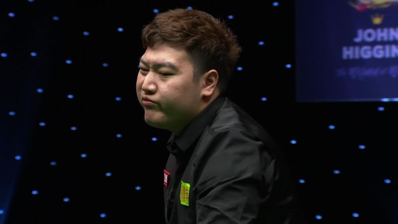 Masters 2021 | Break-ul de 103 puncte prin care Yan Bingtao duce scorul finalei cu Higgins la 7-7