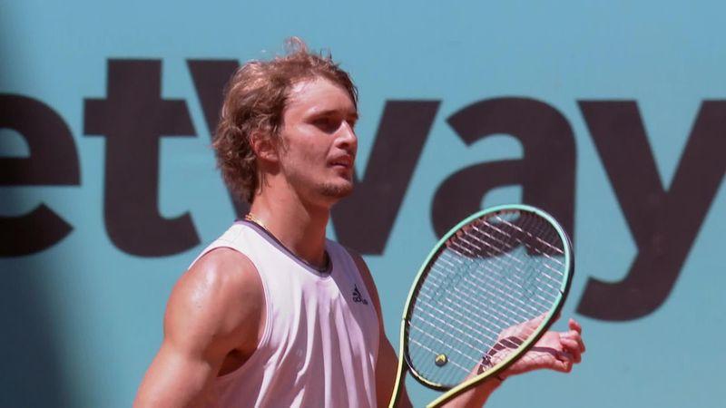 ATP Madrid: Rezumatul meciului dintre Alexander Zverev și Kei Nishikori. Germanul, victorie clară