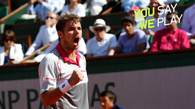 Fulminant: Wawrinka ringt Djokovic in epischem Finale nieder