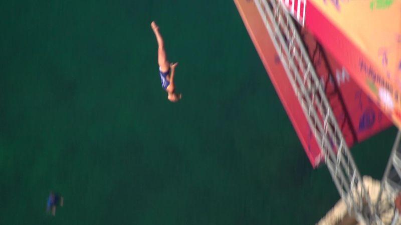 Rhiannan Iffland conquista il titolo mondiale per la 3a volta consecutiva con un punteggio da record