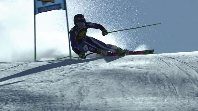 Copa del Mundo de esquí (femenina): Alice Robinson, con solo 17 años, conquista la primera prueba