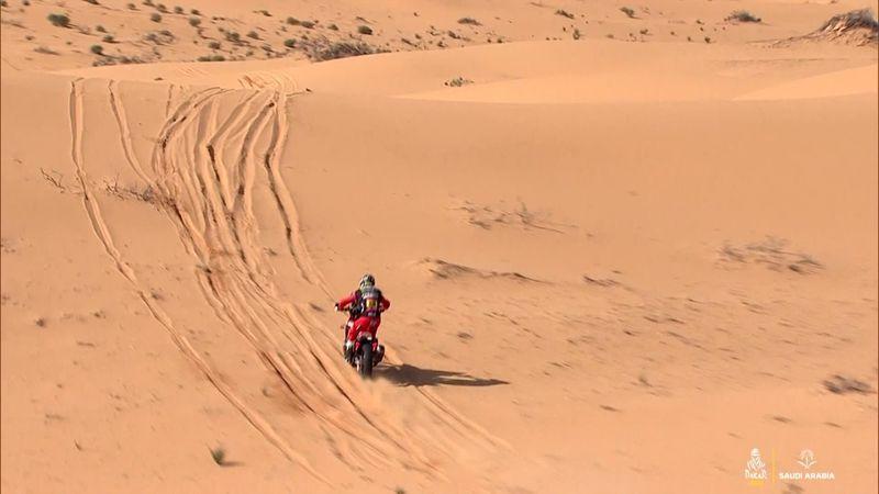 Dakar Rally highlights, bikes - Barreda wins Stage 6, Price leads overall